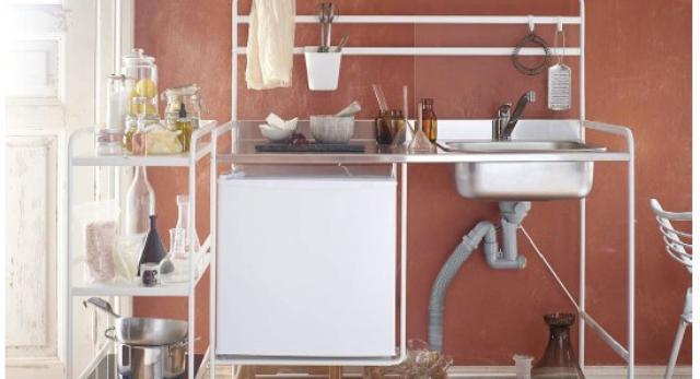 Katalog IKEA 2017 małe mieszkanie  archirama pl -> Kuchnia Elektryczna Przenośna