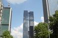 Planowany wieżowiec BBI Tower stanie między dwoma warszawskimi wieżowcami
