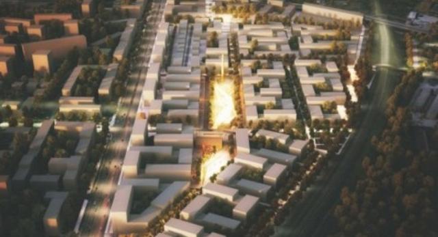 Koncepcja zagospodarowania przestrzennego terenu Zakładów Tłuszczowych - współczesna architektura Warszawy